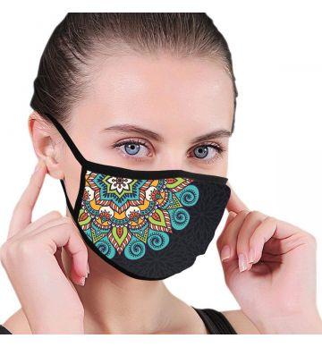 Mascherina Personalizzata Full Color